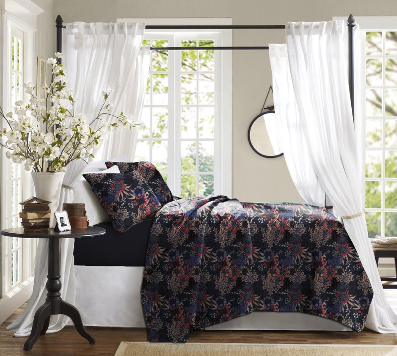 Haus & Sie Garden in the dark Bed in a Bag Bedding Set