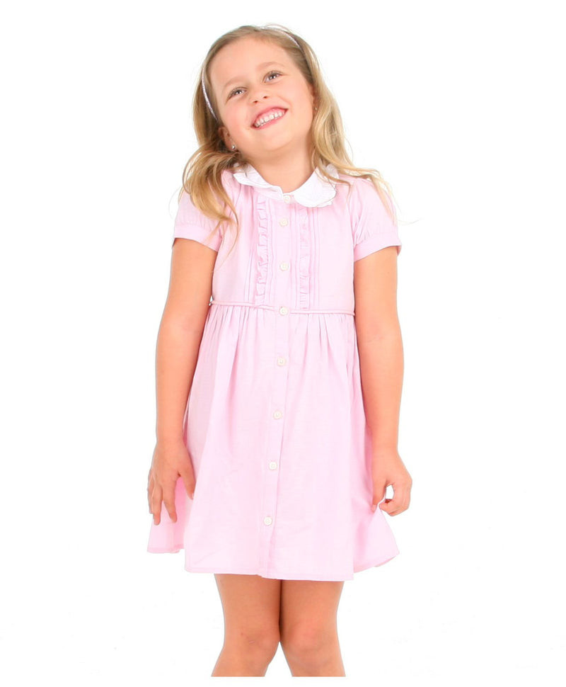 Cherry Crumble California Baby Pink Soft Dress