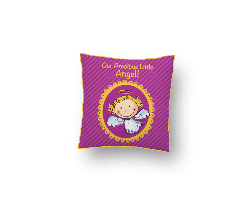Nidokido Our Precious Little Angel Printed Cushion Covers