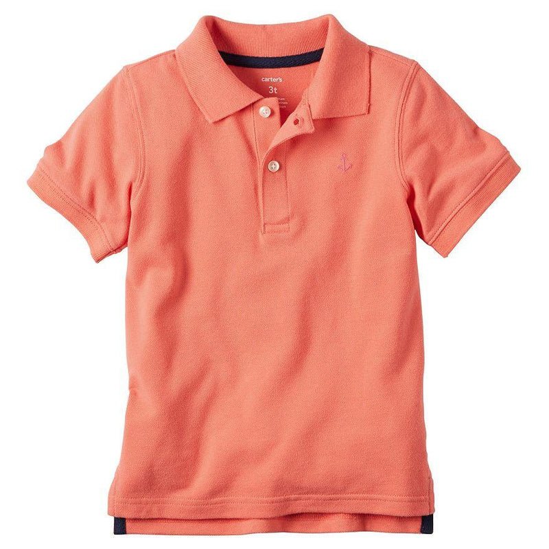 Baby Boy Carter's Polo