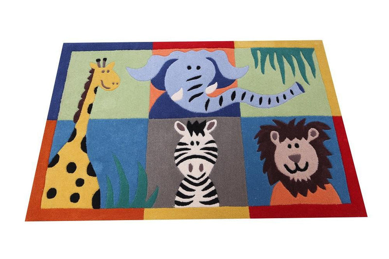 Littlelooms Madagascar Kids Rug
