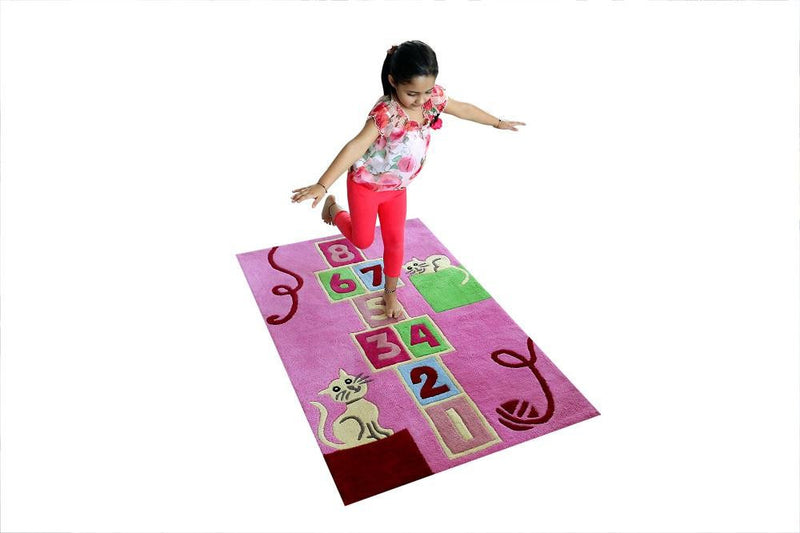 Littlelooms Hopscotch Kids Rug