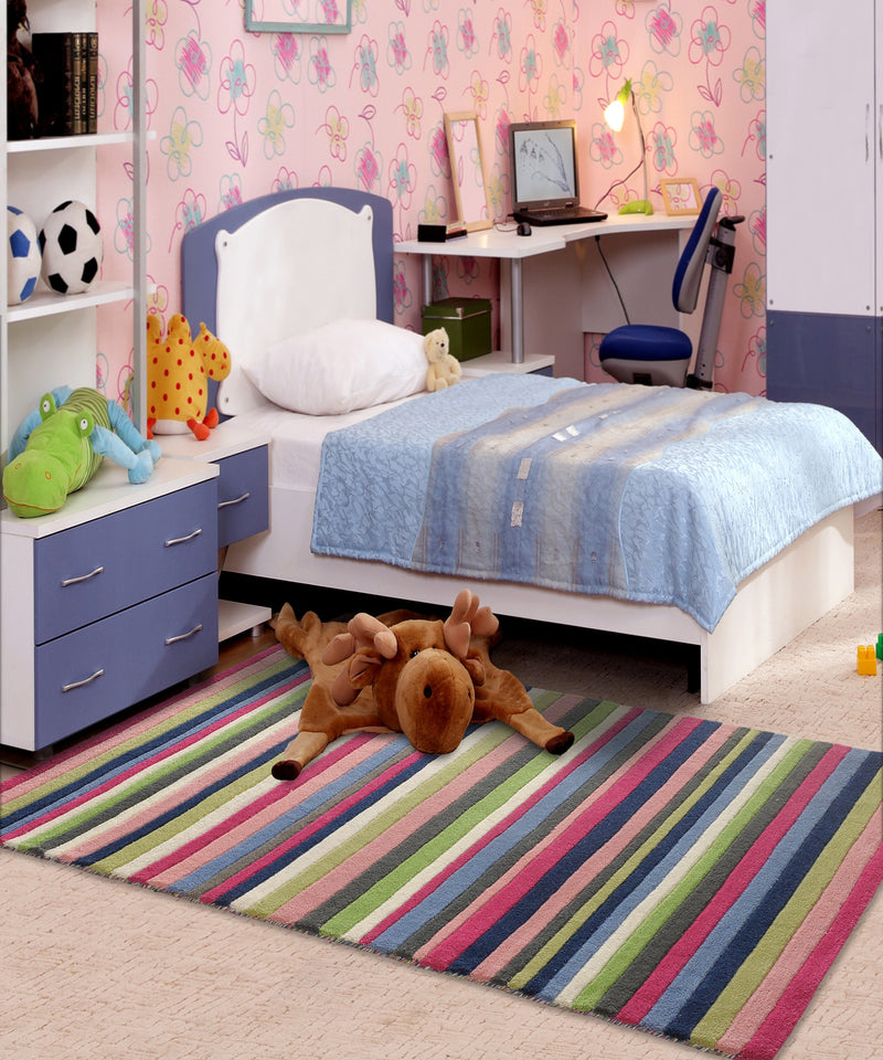 Littlelooms Classic Stripes Rug