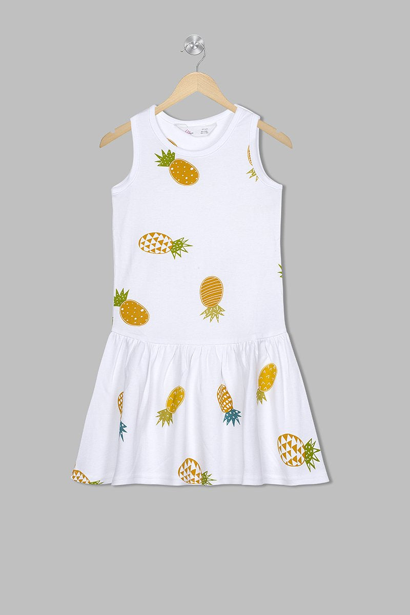 Acute Angle Perky Pineapple frock