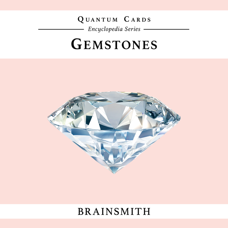 Brainsmith Gemstones Quantum Cards