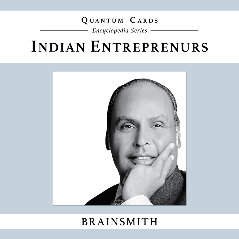 Brainsmith Indian Entrepreneurs Quantum Cards