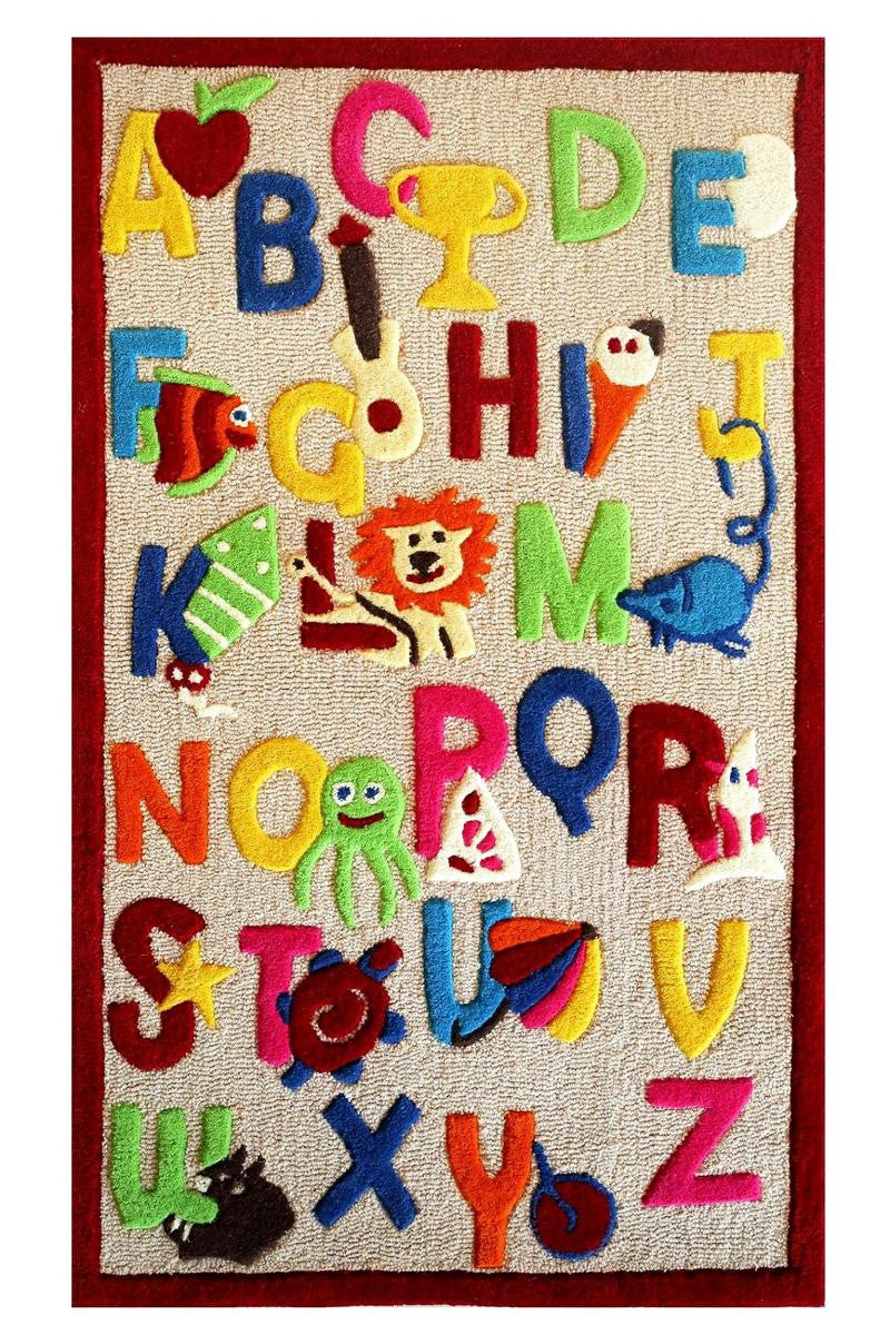 Littlelooms Alphabets Kids Rug