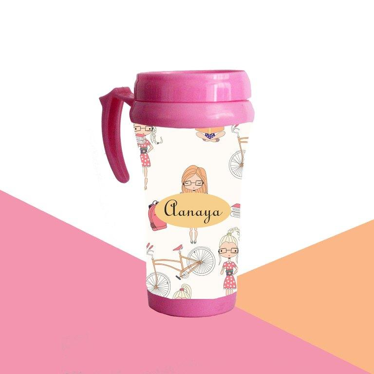 Missy Theme Travel Mug