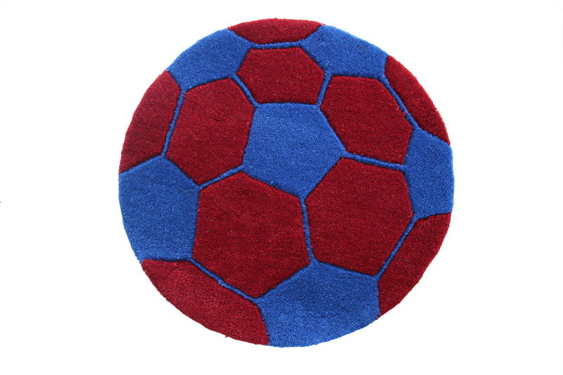 Littlelooms Football Rug