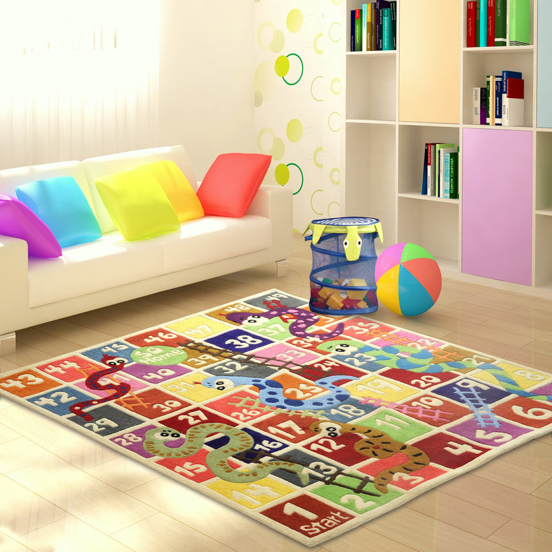 Littlelooms Snakes and Ladders Rug