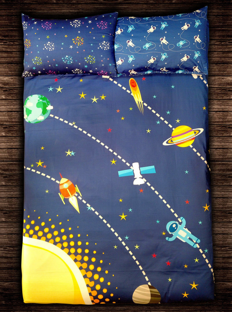 Space Single Bed Sheet
