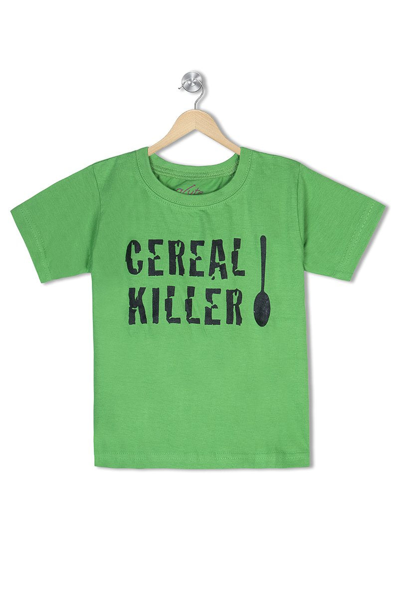 Acute Angle Cereal Killer Toddler Tee