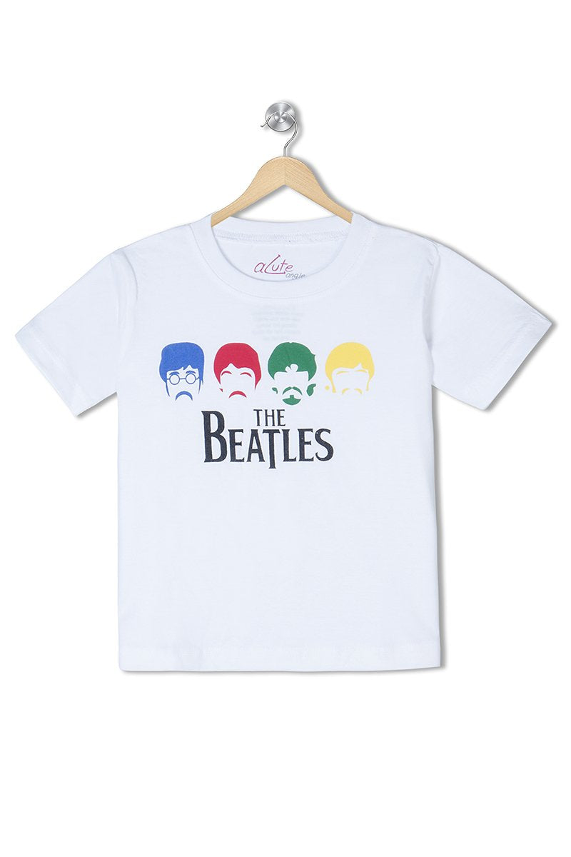 Acute Angle The Beatles Toddler Tee