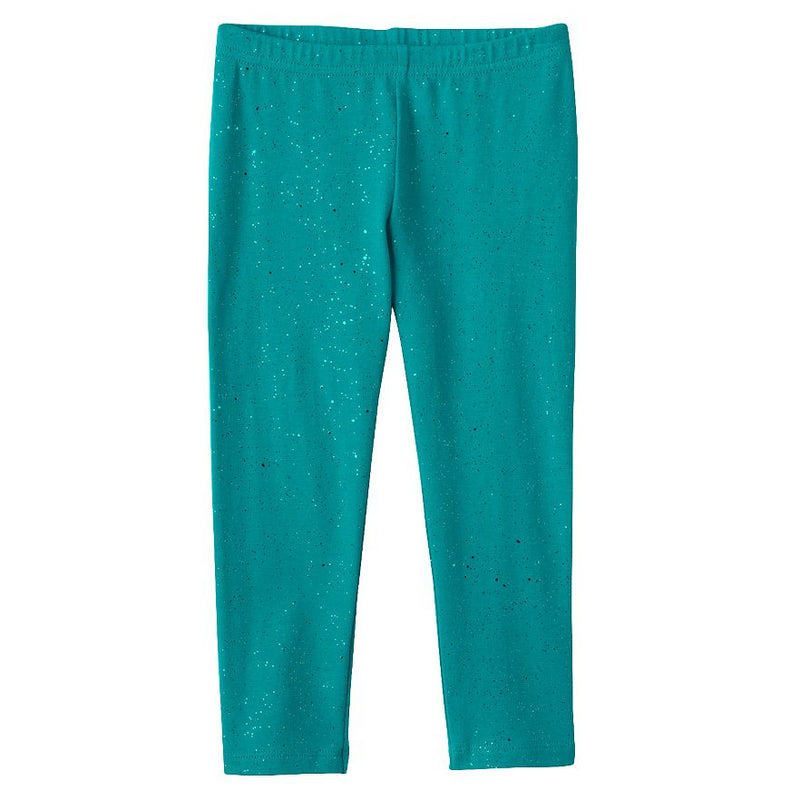 50401d0973118 Jumping Beans Turquoise Baby Girls' Sparkly Solid Leggings – Munchkinz