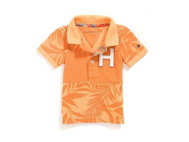 Tommy Hilfiger Little Boy's Island Signature Polo