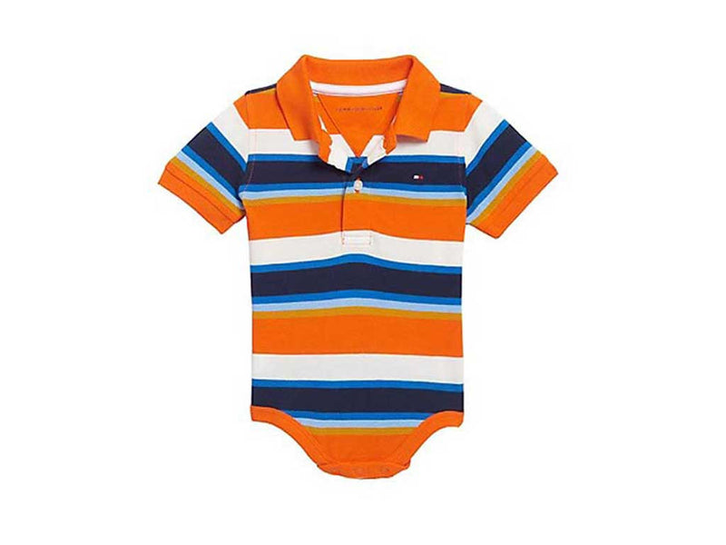 Tommy Hilfiger Little Boy's Puffins Bill - Classic Polo