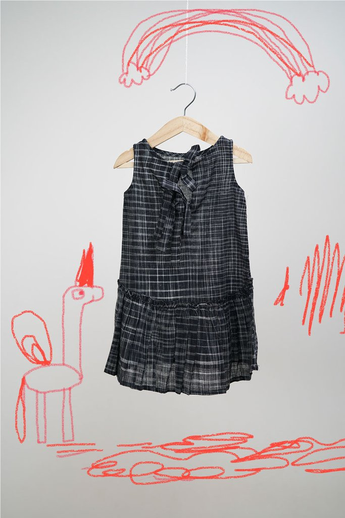 My Black Unicorn Sleeveless Dress