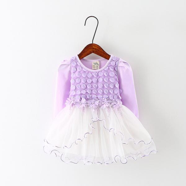 Urb N Angels Cutle Little Purple Princess Dress