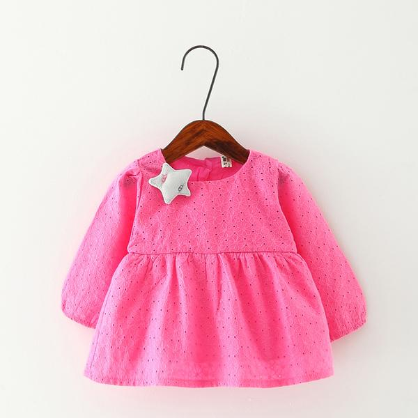 Urb N Angels Pink Stary Dress