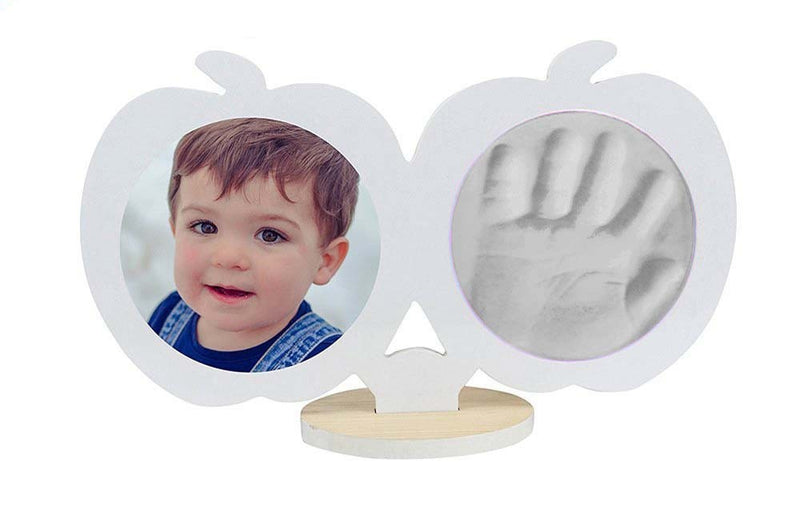 Babies Bloom Baby Keepsake Hand and Footprint Kit - White