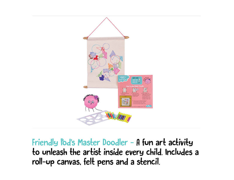 PodSquad Activity Box - The Dazzling Doodler Box