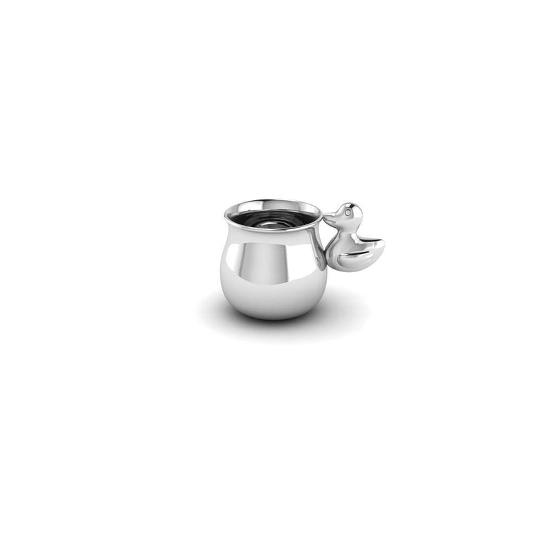 Krysaliis Silver Duck Handle Cup