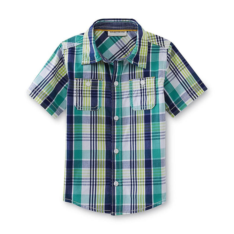 Munchkinz Infant & Toddler Boy's Plaid Woven Shirt