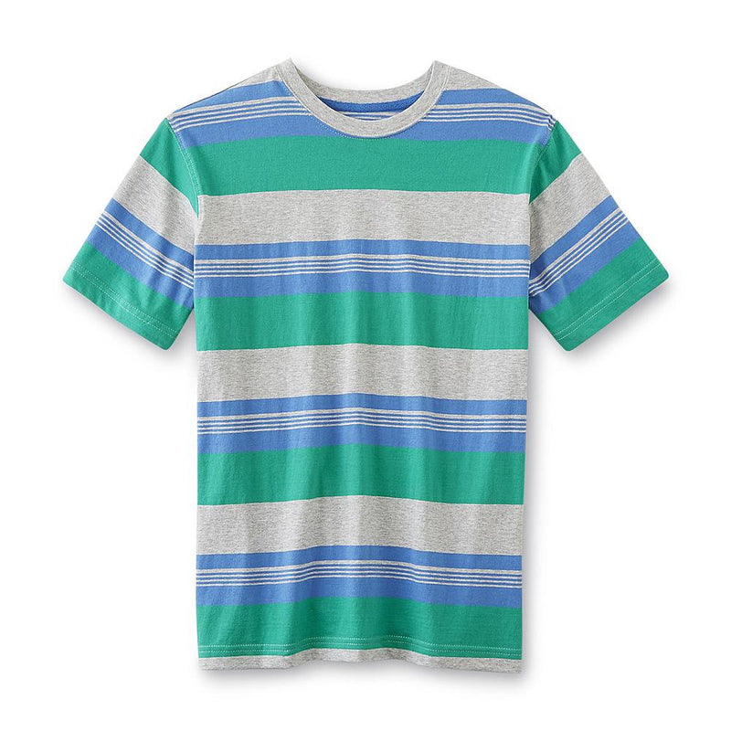 Munchkinz Boy's Striped T-Shirt