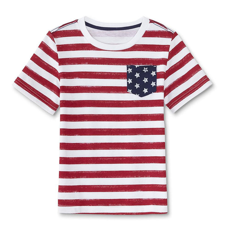 Munchkinz Infant & Toddler Boy's T-Shirt - Americana