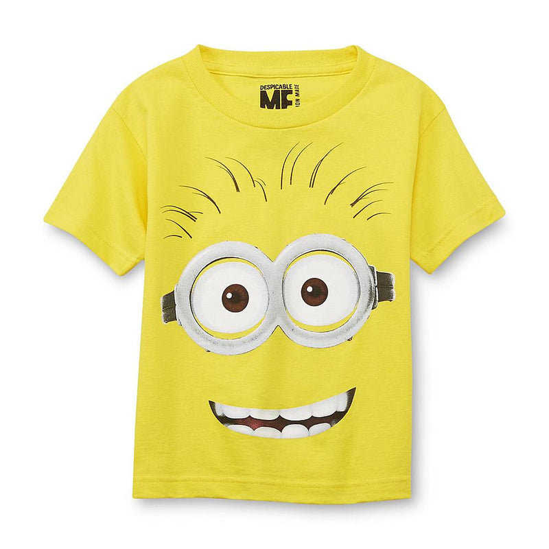 Munchkinz Boy's Minion Graphic Printed T-Shirt