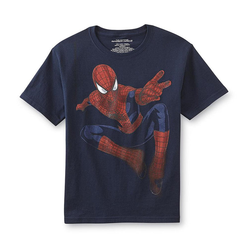 Munchkinz Spider-Man Boy's Graphic T-Shirt