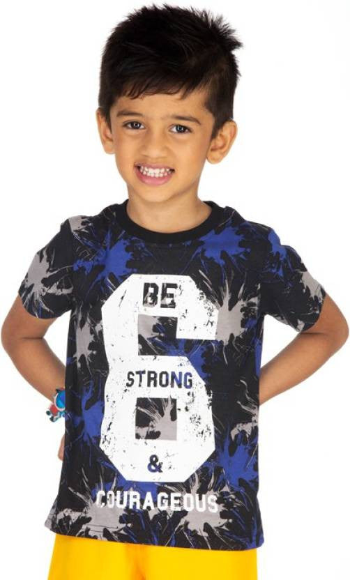 Ventra Boys 6 Printed T-shirt