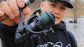 The Piscifun Carbon X Spinning Reel