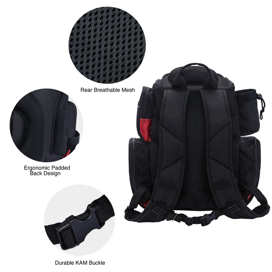 Piscifun® Fishing Tackle Backpack