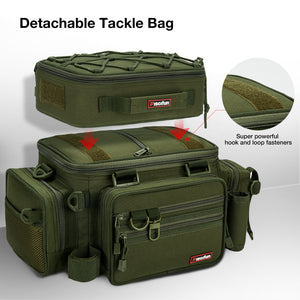 Piscifun® Outdoor Fishing Tackle Bag (Deliver within the US only)