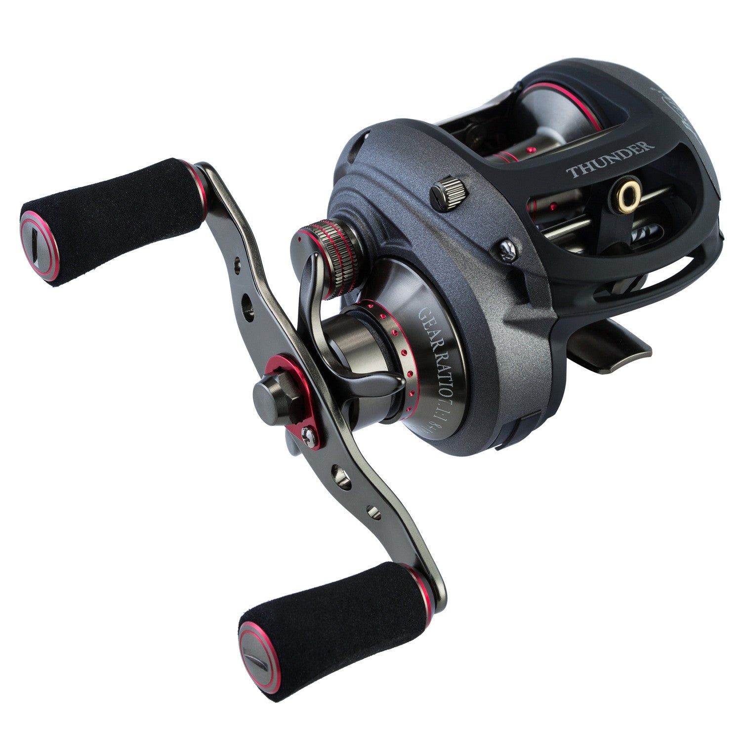 Piscifun thunder right left handed baitcasting reel for Baitcasting fishing reels