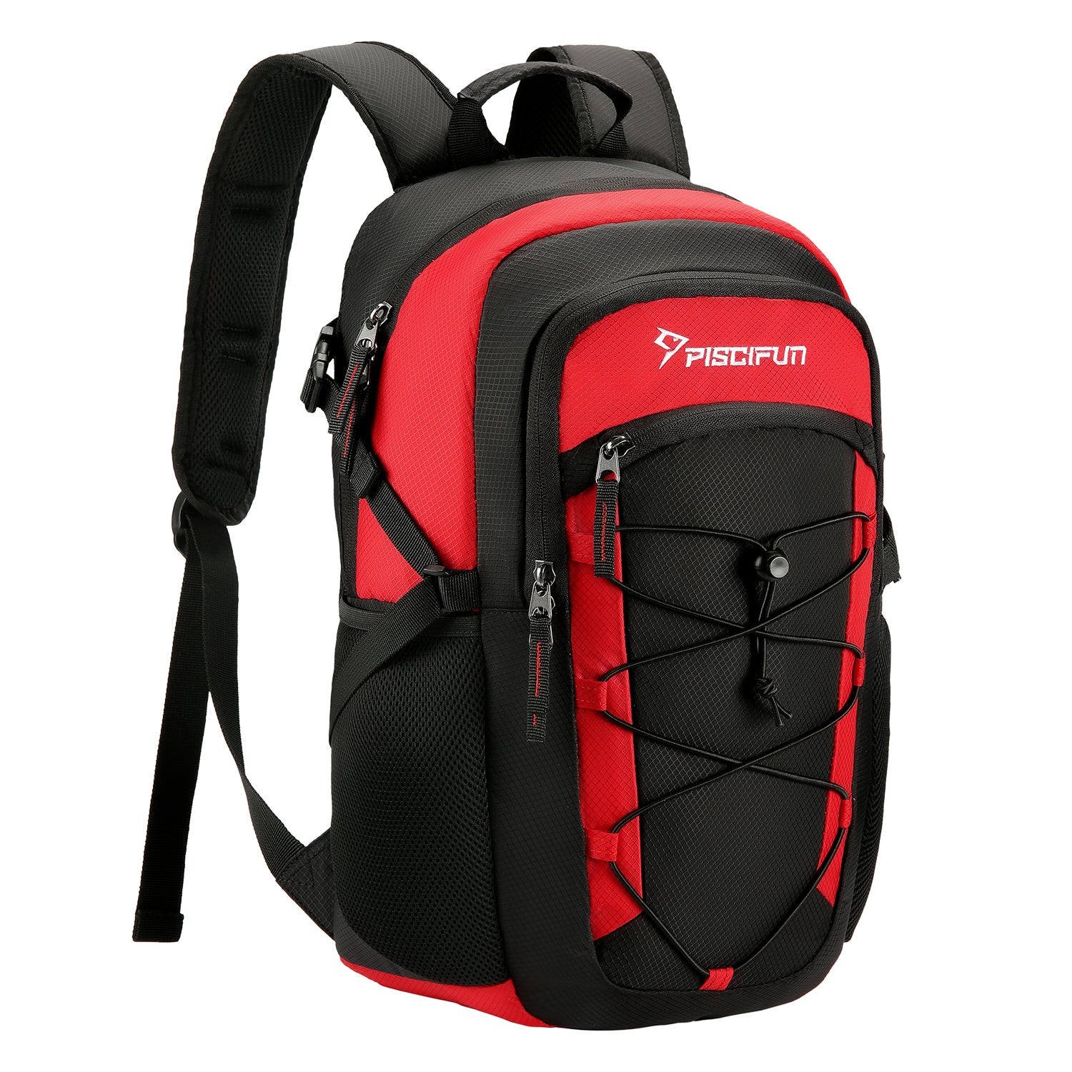 bae396d47070 Piscifun® Frigid Cooler Backpack for Lunch Picnic Fishing Hiking Campi