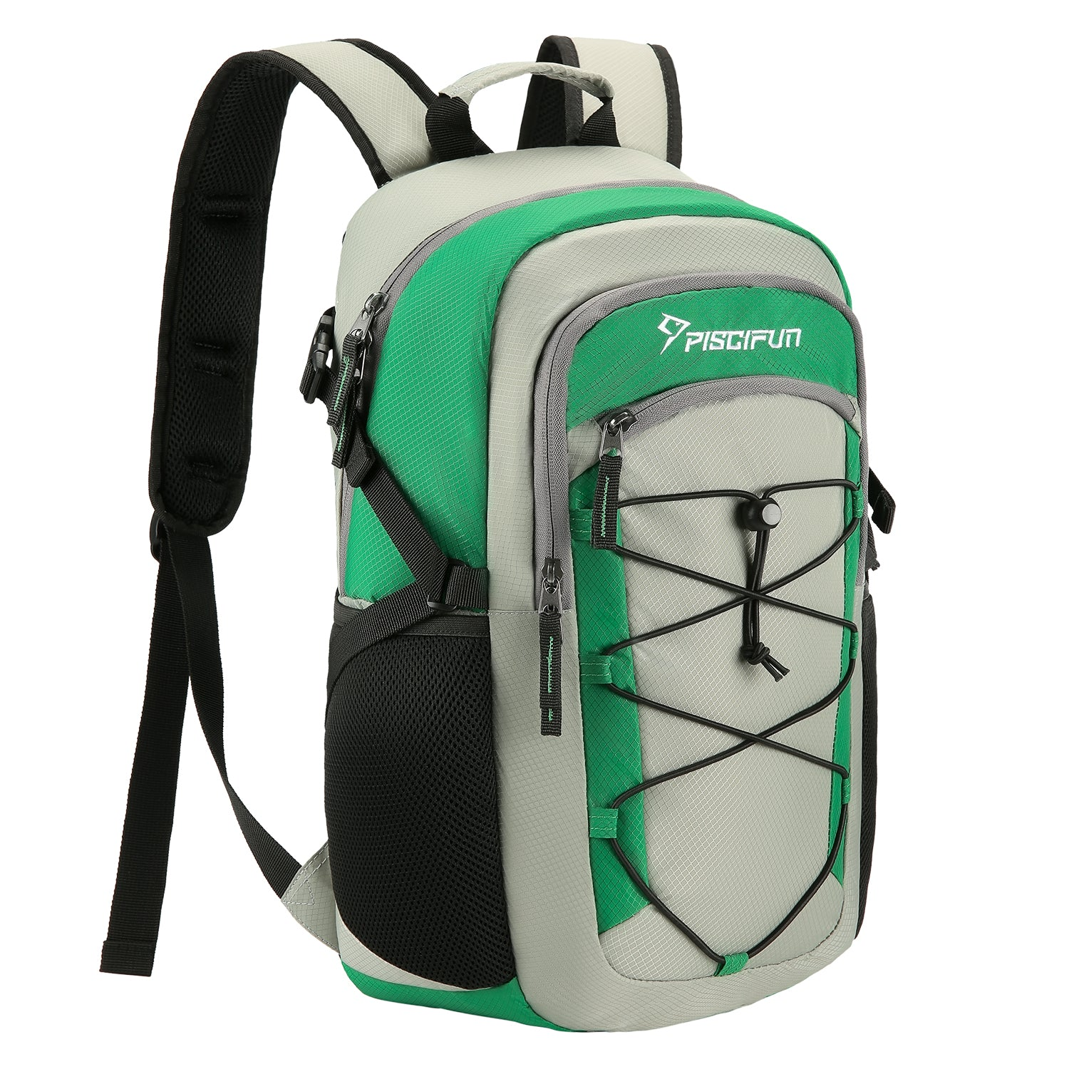 18ee4c376da8 Piscifun® Frigid Cooler Backpack for Lunch Picnic Fishing Hiking Campi