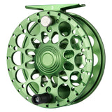 Piscifun® Crest Fresh/Salt Water Fly Reel Large Arbor Fully Sealed Drag