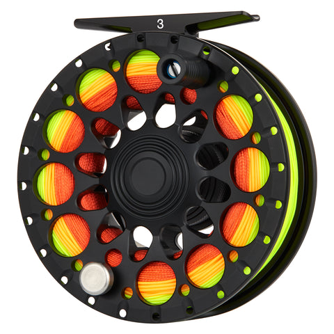Piscifun® Crest Fresh/Salt Water Fly Reel Large Arbor Fully Sealed Drag ($10 OFF Pre-Order Now)