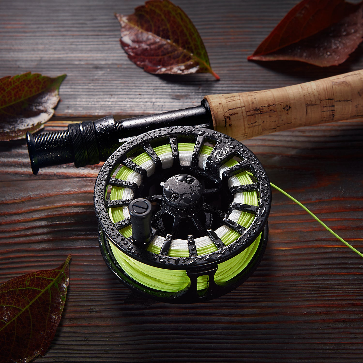 Piscifun fly fishing kit combos for Fly fishing combos