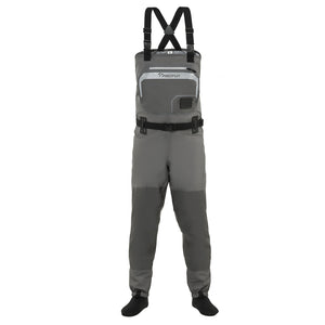 best fly fishing waders - chest waders with wader boots for fly fishing