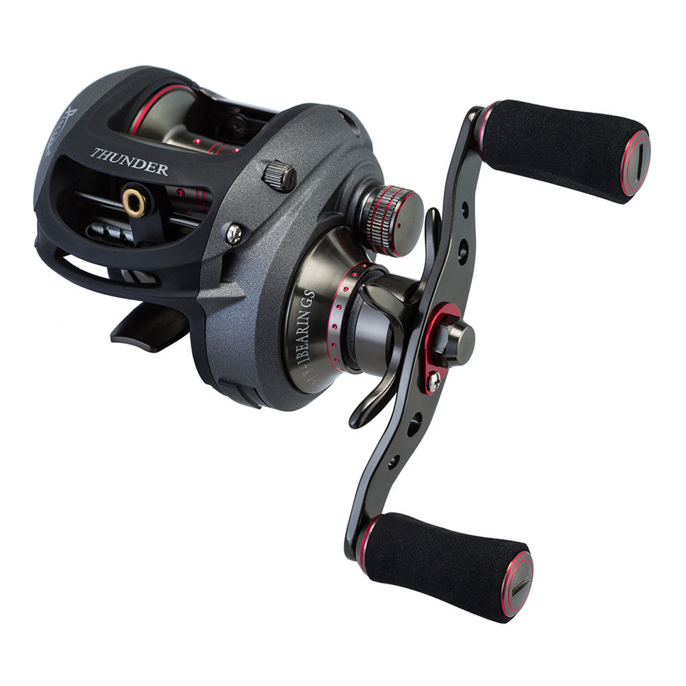 Piscifun® Thunder Low Profile Saltwater Baitcasting Reel High Speed