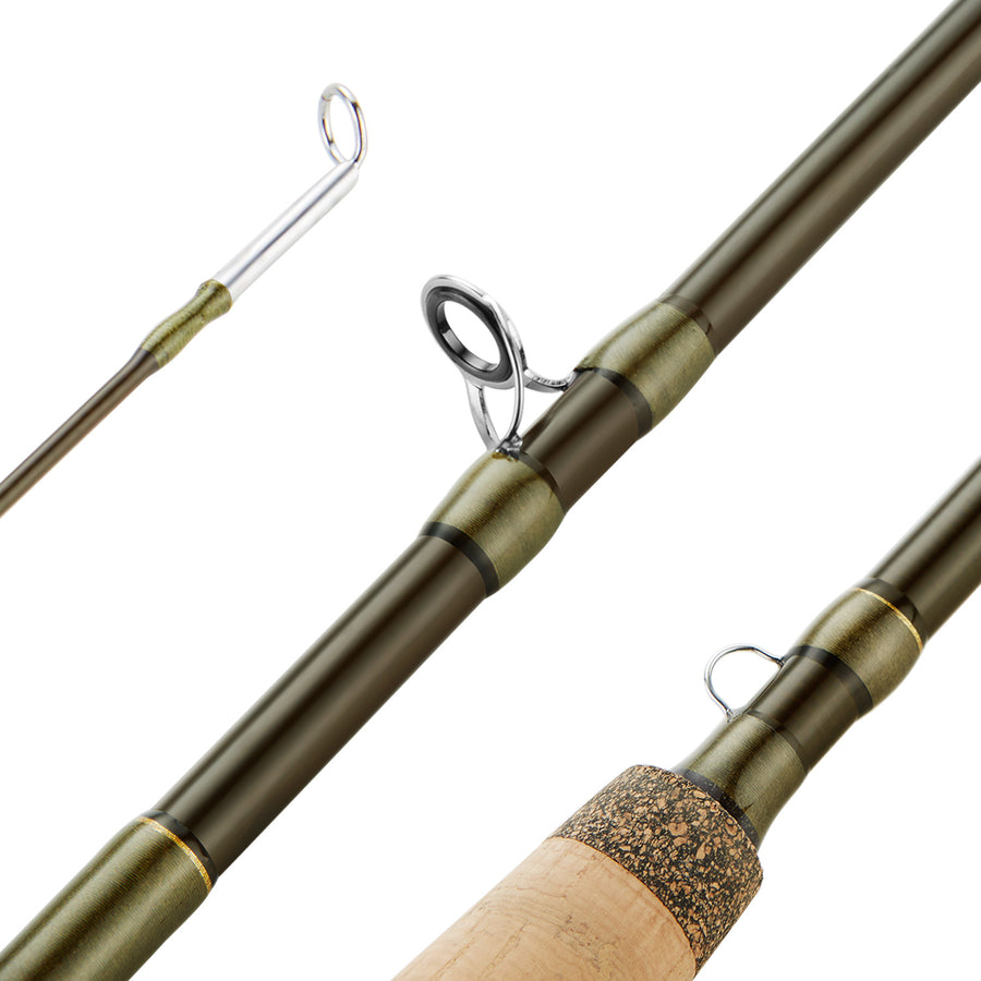 Piscifun® Sword Fly Fishing Rod 4 Piece Fly Rod