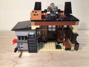 Lego Set 79109 -  Colby City Showdown