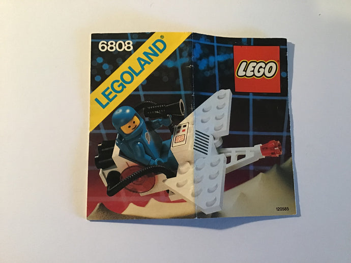 Lego Set 6808 -  Galaxy Trekkor
