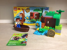 Load image into Gallery viewer, Pre-owned Lego Duplo 10512 Jake's Treasure Hunt