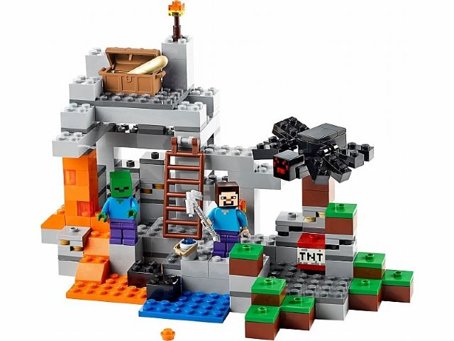 Lego Set 21113 - The Cave