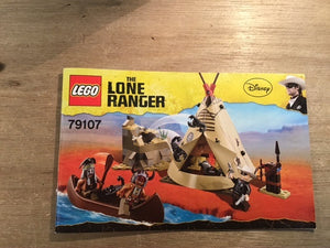 Lego Set 79107 -  Comanche Camp