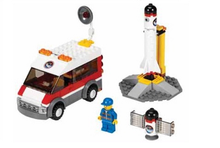 Load image into Gallery viewer, Lego Set 3366 - Satellite Launch Pad